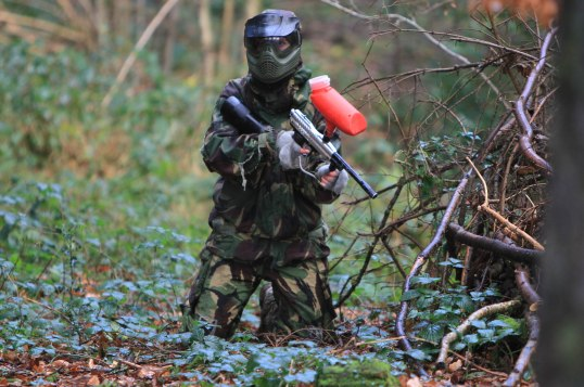 paintball in india