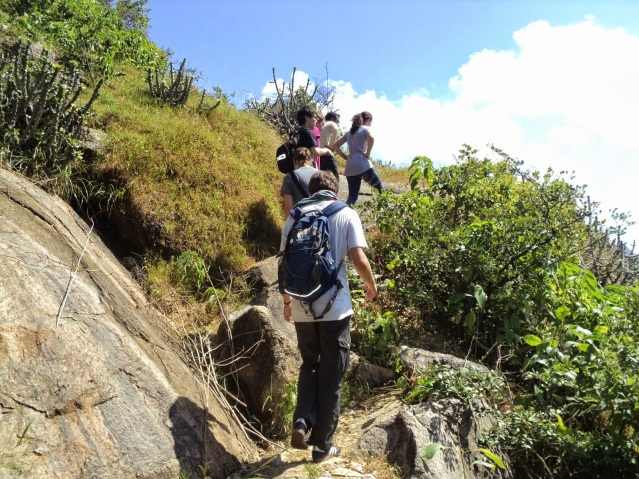 Mt. Abu trekking camp