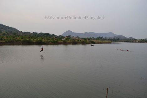 Camping in Kanakapura