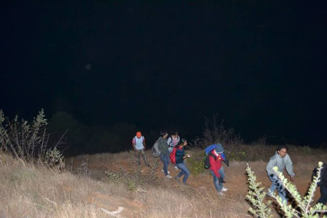 skandagiri night trek