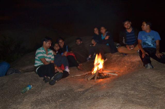 Anthargange Night trek