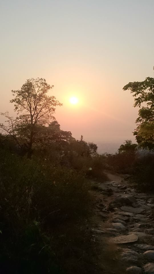 Anthargange Night trek with Rappelling 10