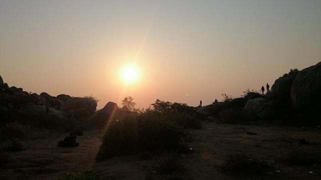 Anthargange Night trek with Rappelling 11