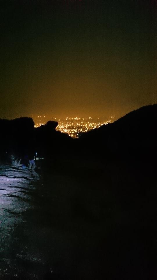 Anthargange Night trek with Rappelling 12