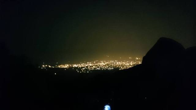 Anthargange Night trek with Rappelling 3