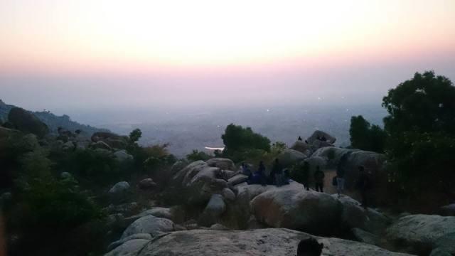 Anthargange Night trek with Rappelling 5