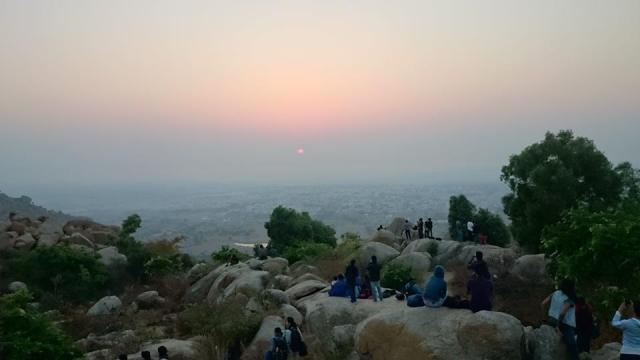 Anthargange Night trek with Rappelling 6