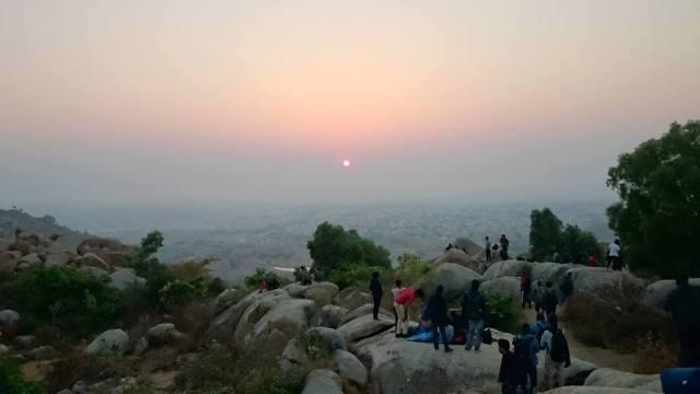 Anthargange Night trek with Rappelling 7