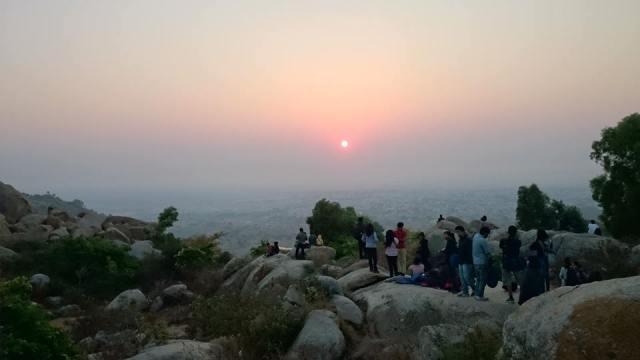 Anthargange Night trek with Rappelling 8