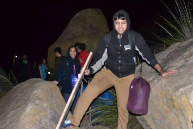 Anthargange Night treks