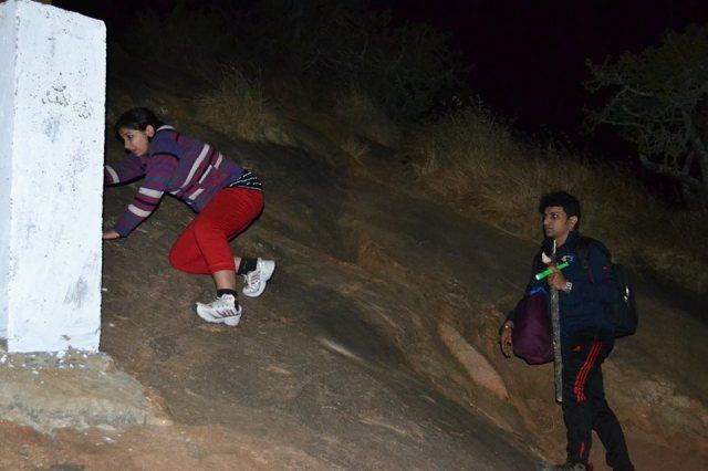 Kabbal Durga Trekking 1