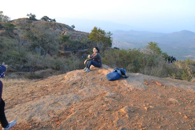 Kabbal Durga Trekking 44
