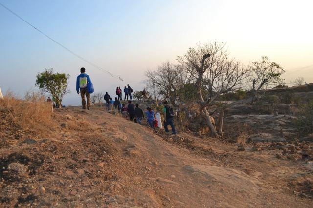Kabbal Durga Trekking 45