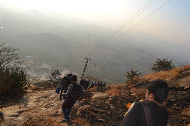 Kabbal Durga Trekking 50