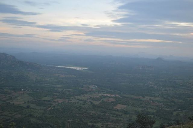 Kabbal Durga Trekking near bangalore sight seing