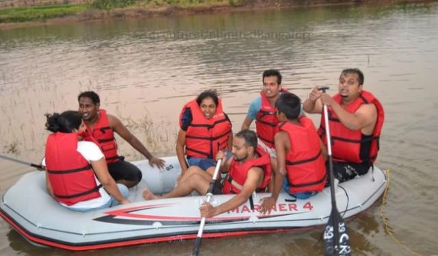 kayaking in kanakapura bangalore