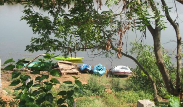 kayaking in kanakapura