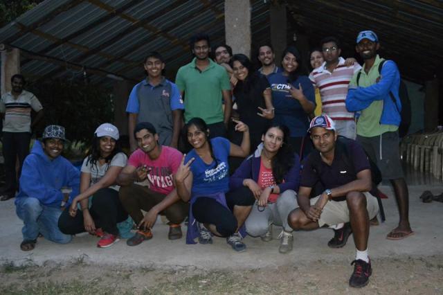 Ramanagara Day Trek near bangalore group