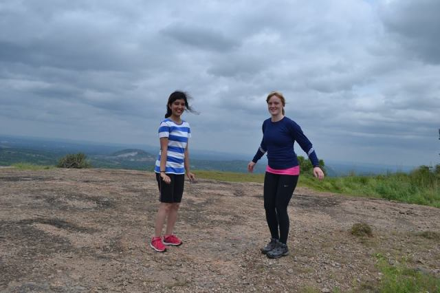 Ramanagara Day Trek near bangalore hill top fun 4