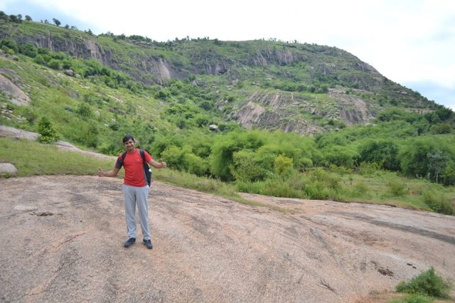 trekking at Ramanagara