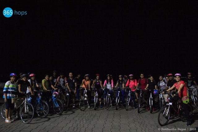 cycle rides at Mumbai