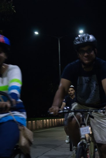 cycling event in mumbai