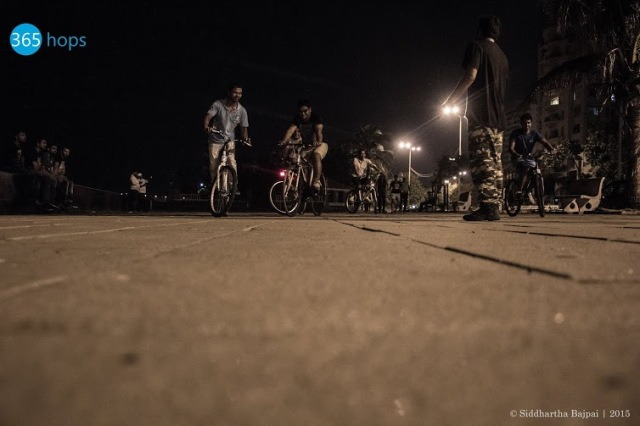 Cycling Rides in Mumbai