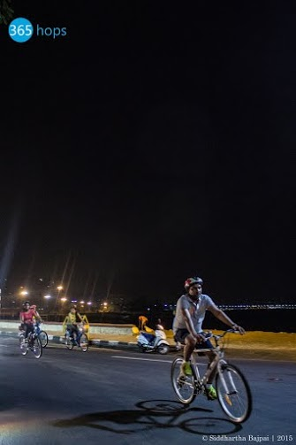 Midnight Cycling Tours