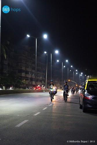 Mumbai Cycling Adventure