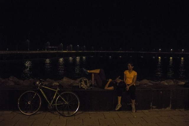 Mumbai Midnight Cycling - 1