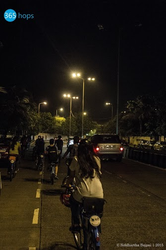 Mumbai Midnight Cycling Trips
