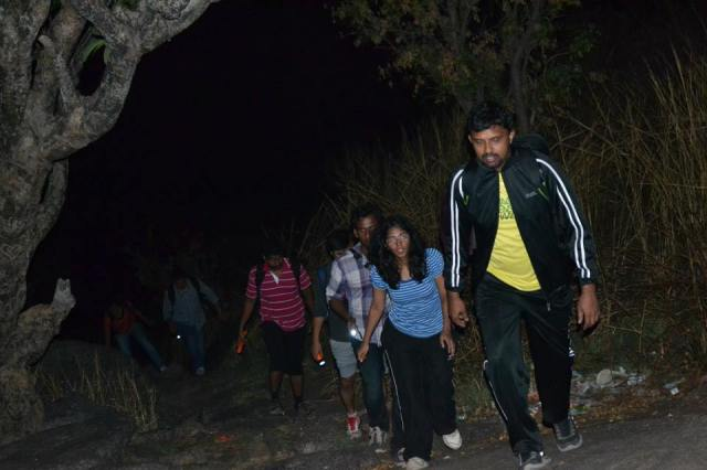 Trekking Adventure at Savandurga