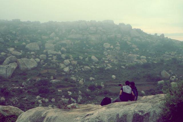 trekking around bangalore