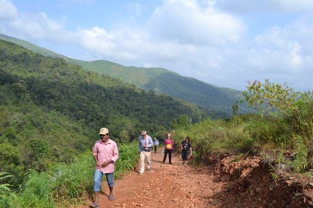 kudremukh trek morning 2