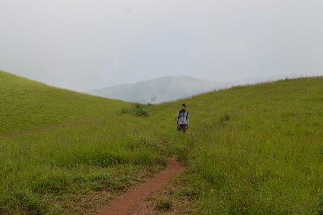 kudremukh trek peak 1