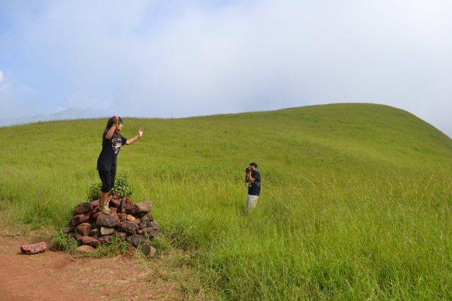 kudremukh trek peak 2