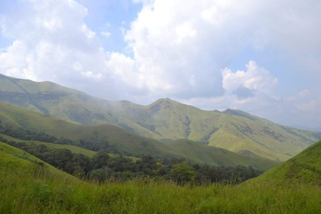 kudremukh trek peak 3