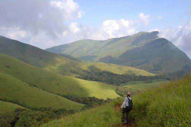 kudremukh trek peak 4