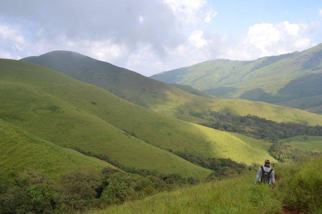 kudremukh trek peak 5