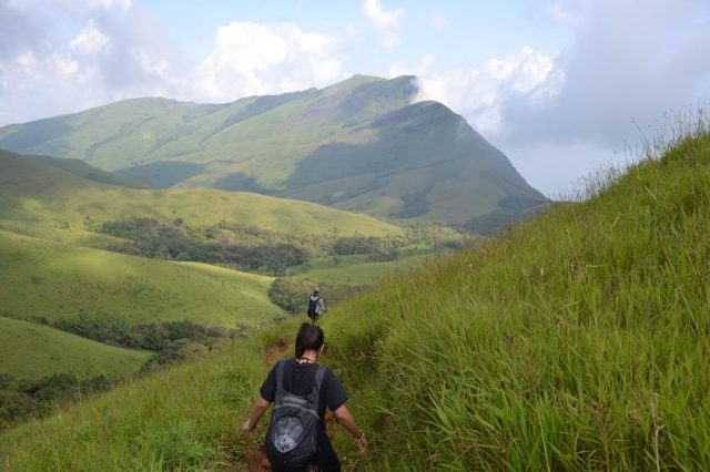 kudremukh trek peak 6