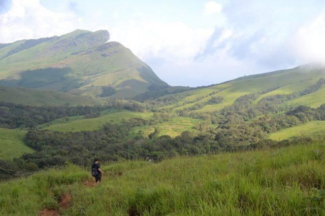 kudremukh trek peak  7