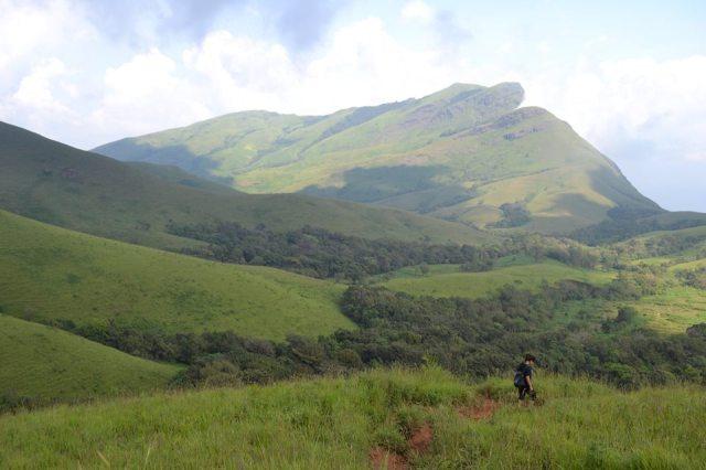 kudremukh trek peak 8