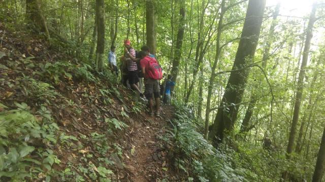 Sharavathi NatureTrail 13