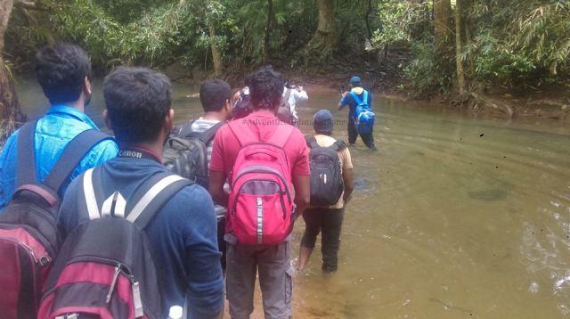 Sharavathi NatureTrail 3