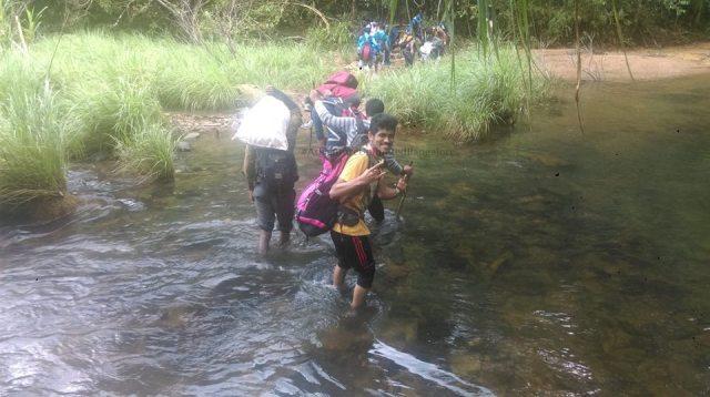 Sharavathi NatureTrail 9