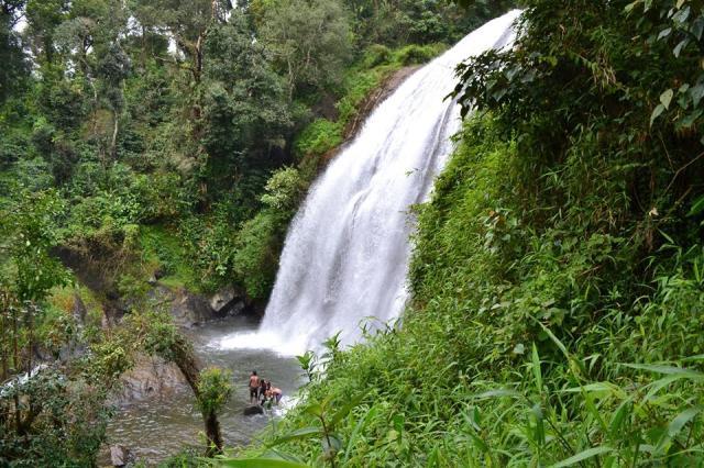 Chelavara Falls trek 3
