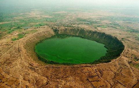 Lonar Crater Exploration 1