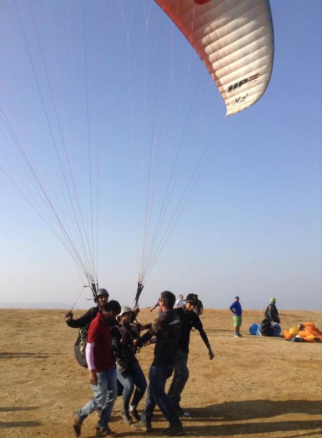 Paragliding Near Mumbai