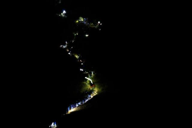Night Trek to Kalsubai Peak