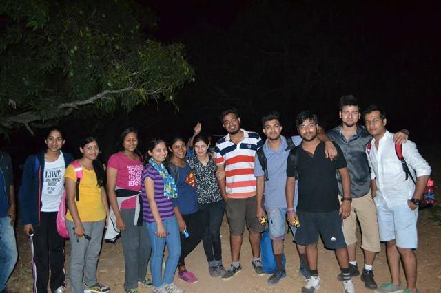Camping At Ramanagara 1